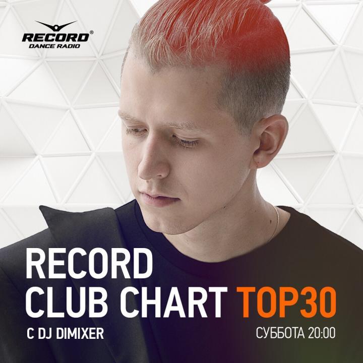 RECORD CLUB CHART с DJ Dimixer (07.09.2019)